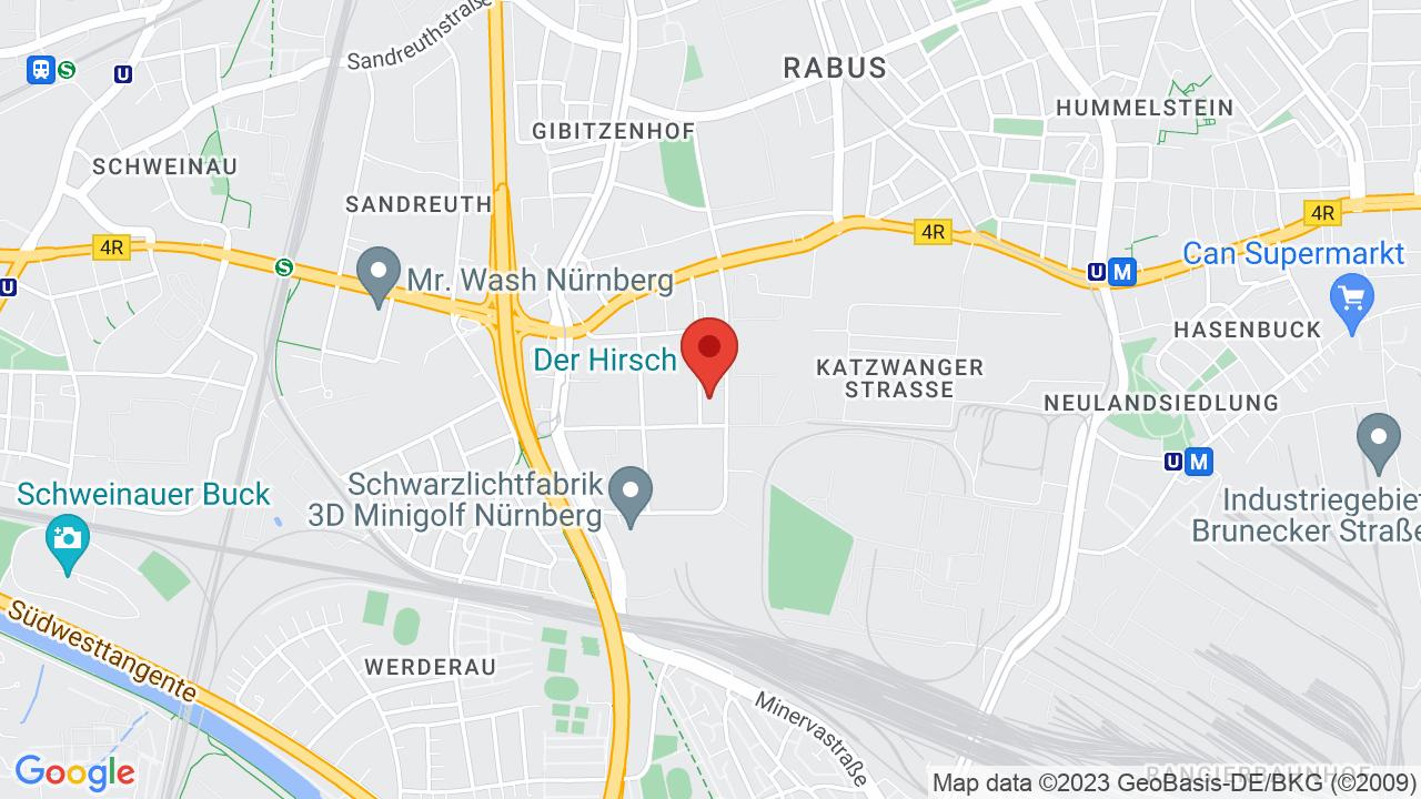 Map for Hirsch