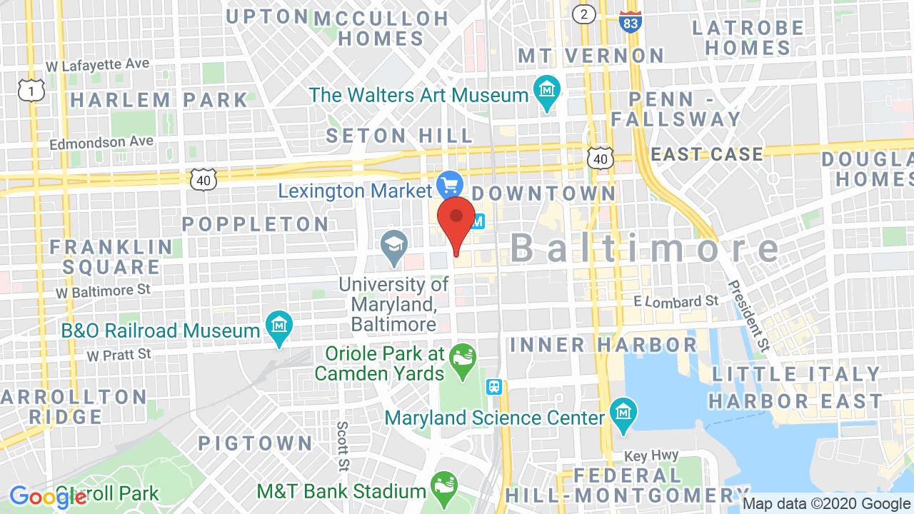 Map for Hippodrome