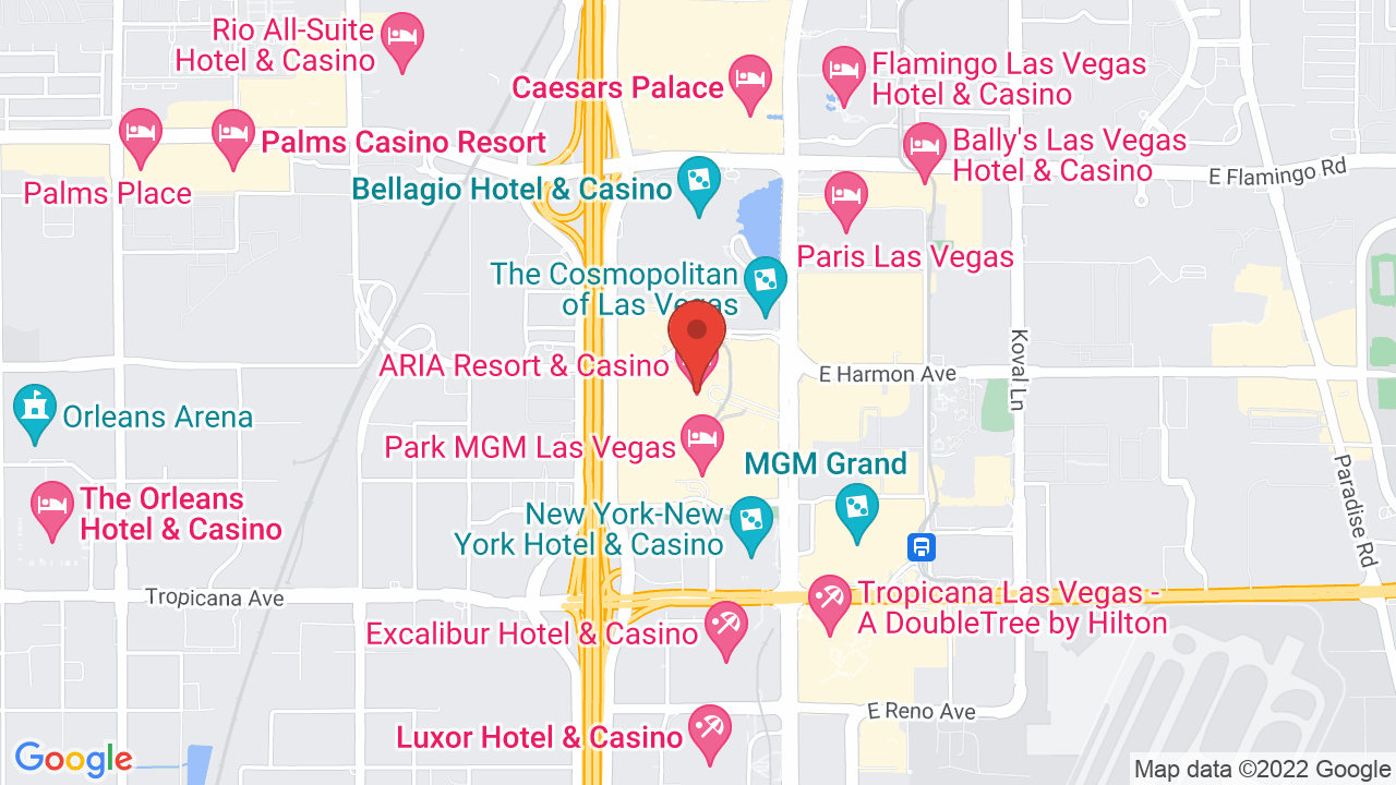 Jewel Nightclub At Aria Shows Tickets Map Directions