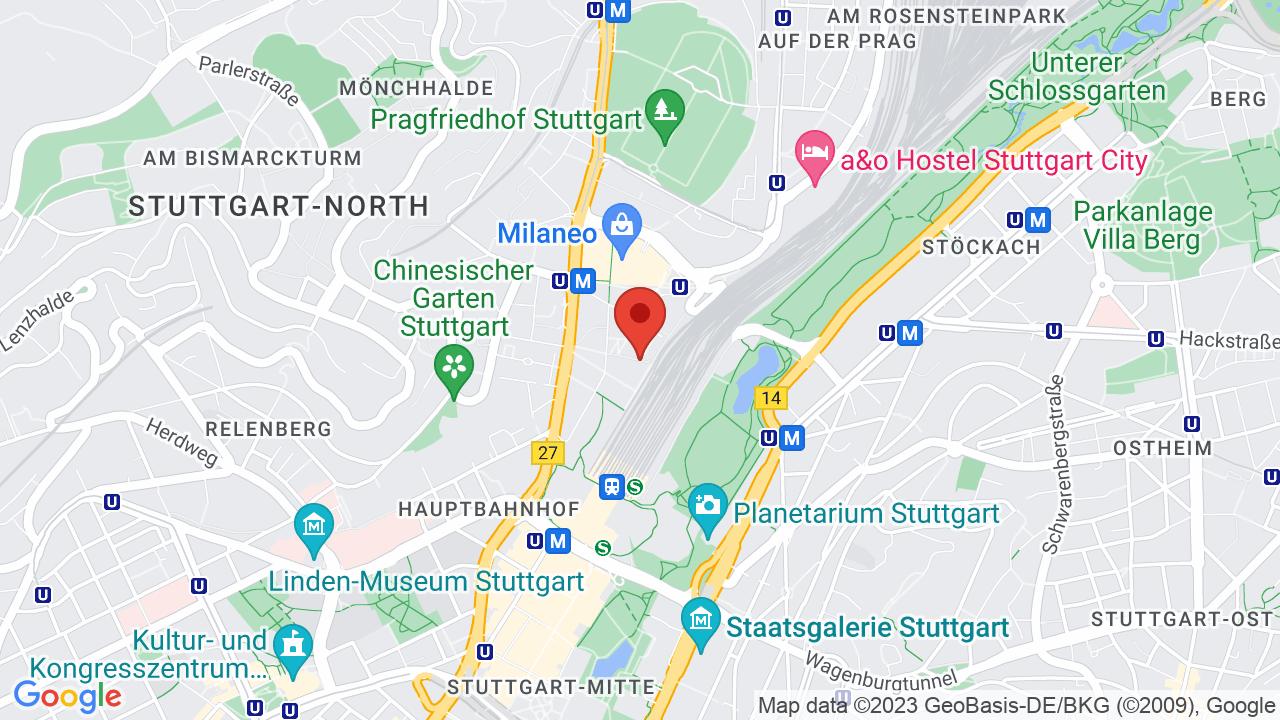 Map for Jazzopen Pariser Platz