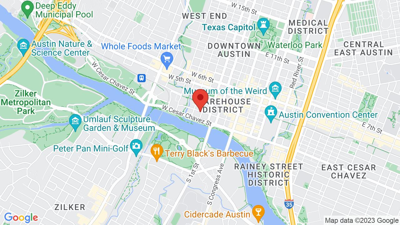 Map for Lamberts