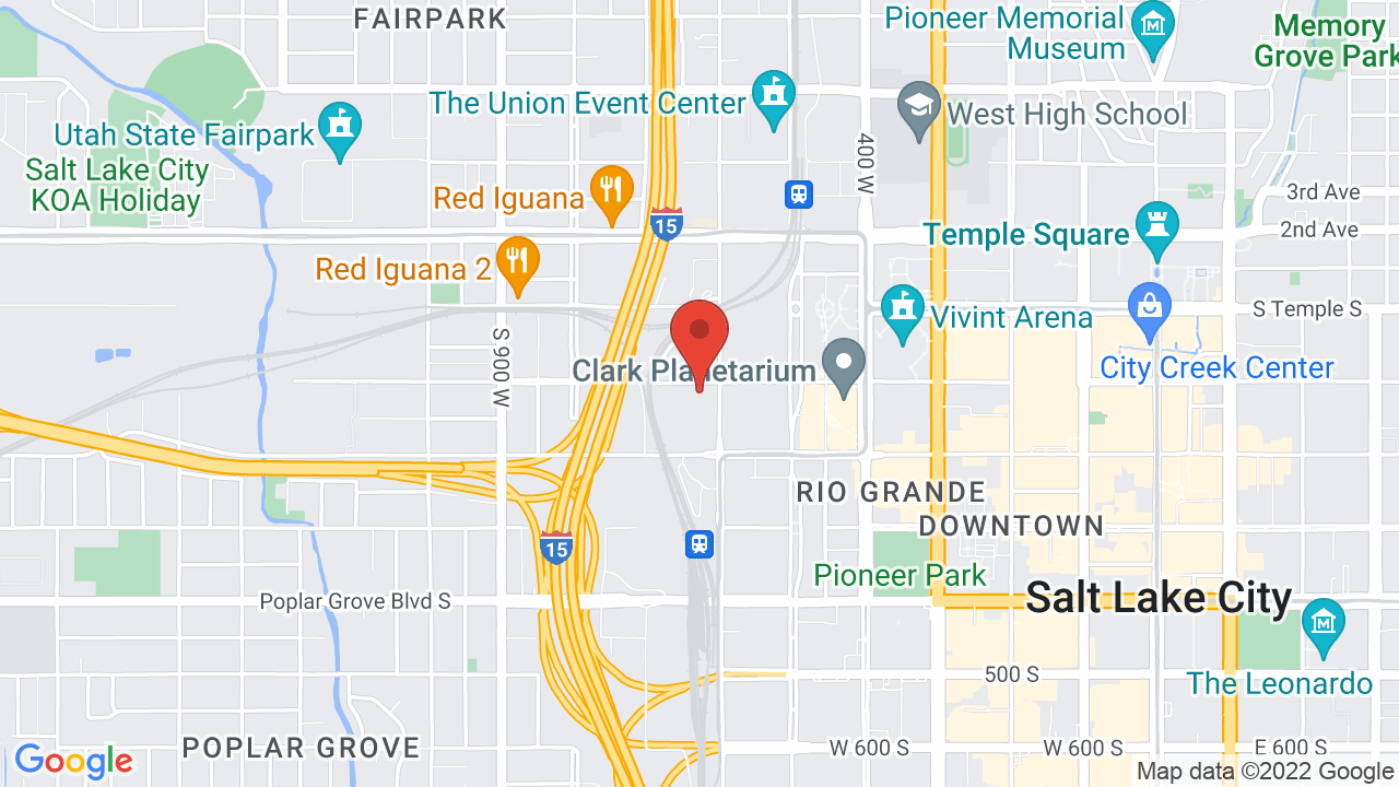 Map for Metro Music Hall