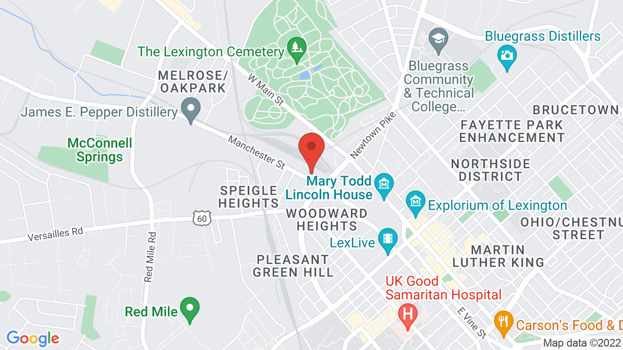 Map for Manchester Music Hall
