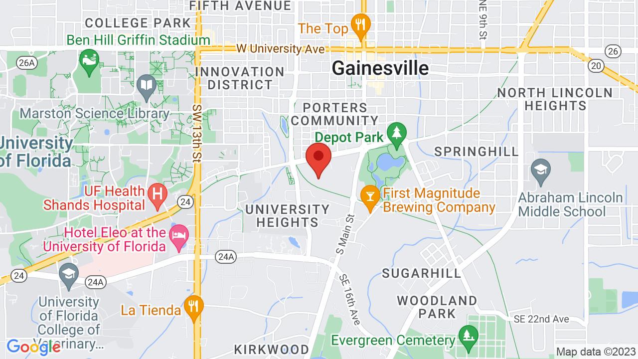 Map for Market Street Pub