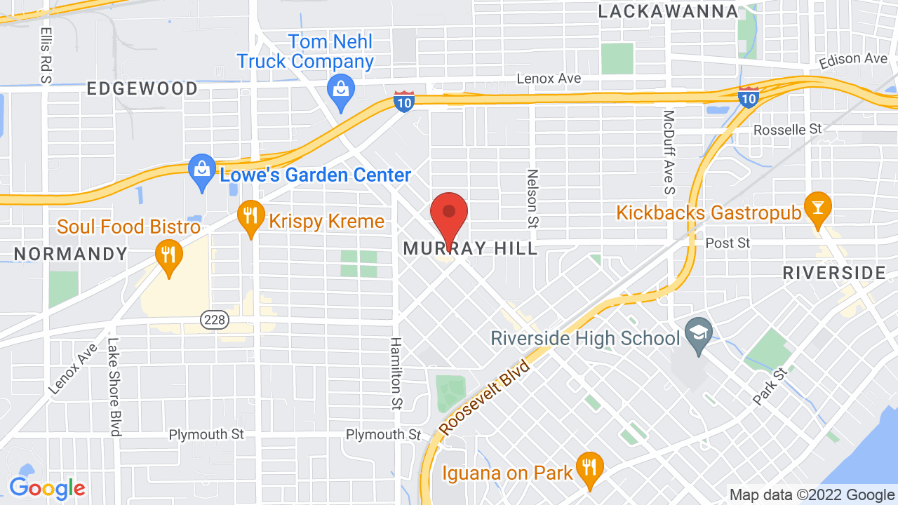 Map for Murray Hill Theatre