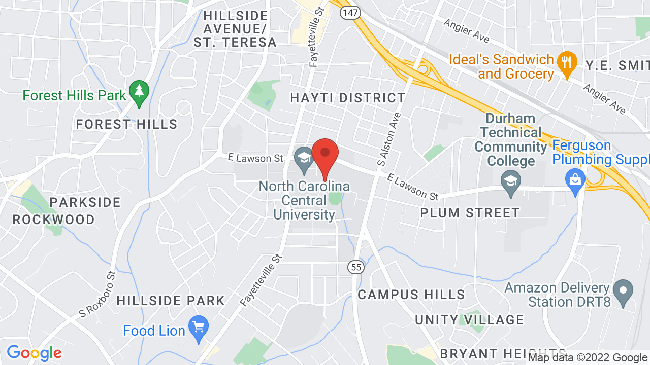 North Carolina Central University - Shows, Tickets, Map, Directions