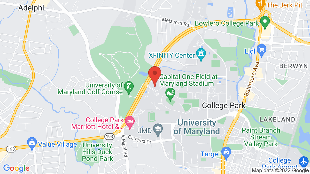North Campus Diner At University Of Maryland College Park Shows