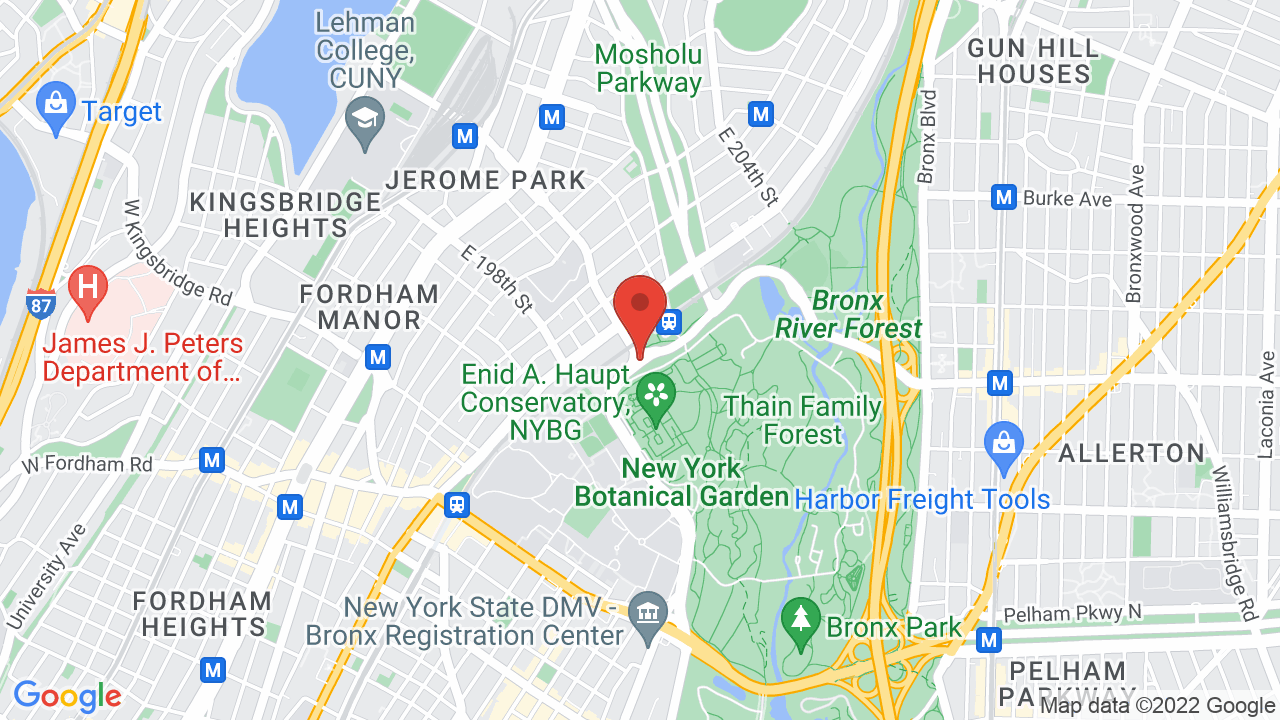 Map Of New York Bronx.New York Botanical Garden In Bronx Ny Concerts Tickets Map