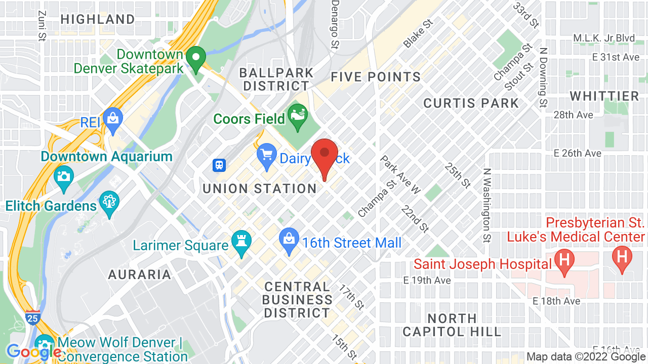 Map for Ophelia's Electric Soapbox