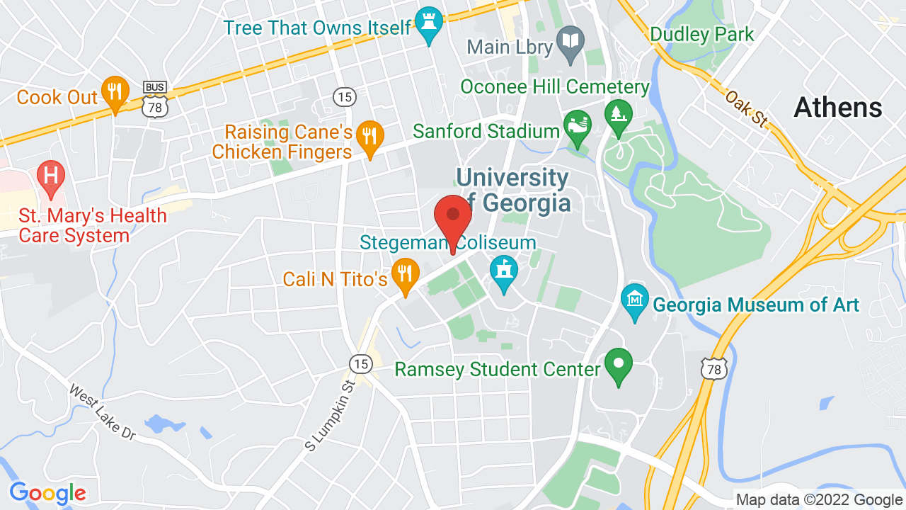 Presbyterian Student Center at UGA - Shows, Tickets, Map, Directions