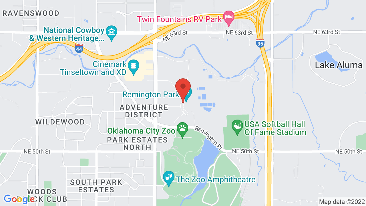 Remington Park Casino - Shows, Tickets, Map, Directions