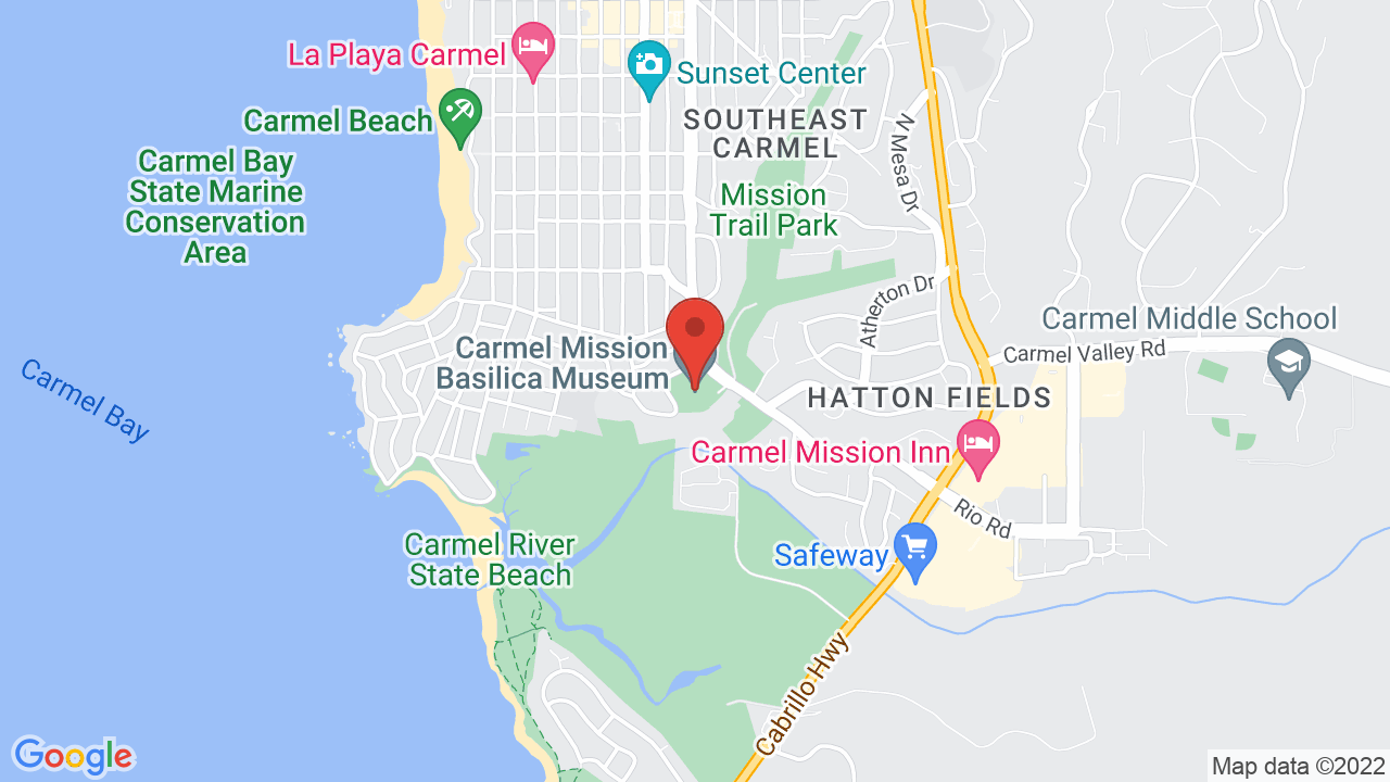 Sunset Cultural Center in Carmel, CA - Concerts, Tickets, Map ... on