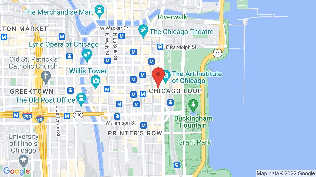 Symphony Hall In Chicago Il Concerts Tickets Map Directions - Chicago-illinois-us-map
