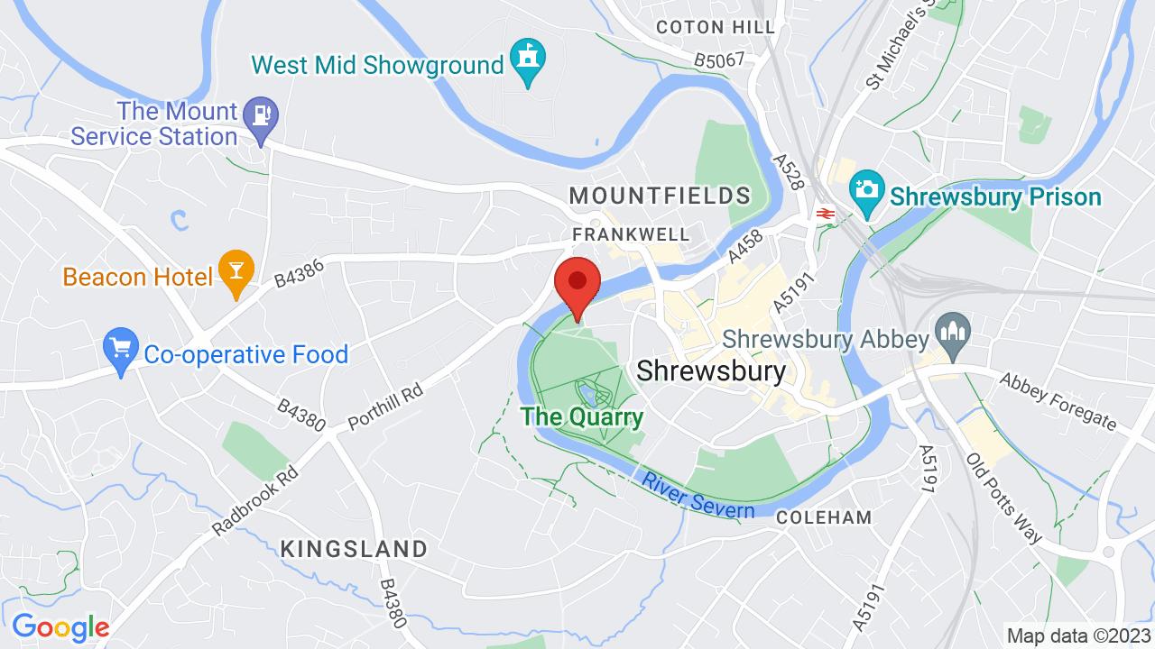 Shrewsbury Folk Festival - Shows, Tickets, Map, Directions
