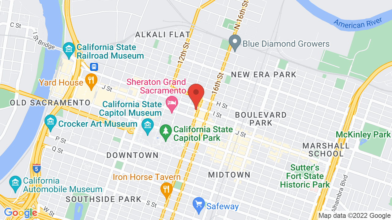 Map for The Torch Club