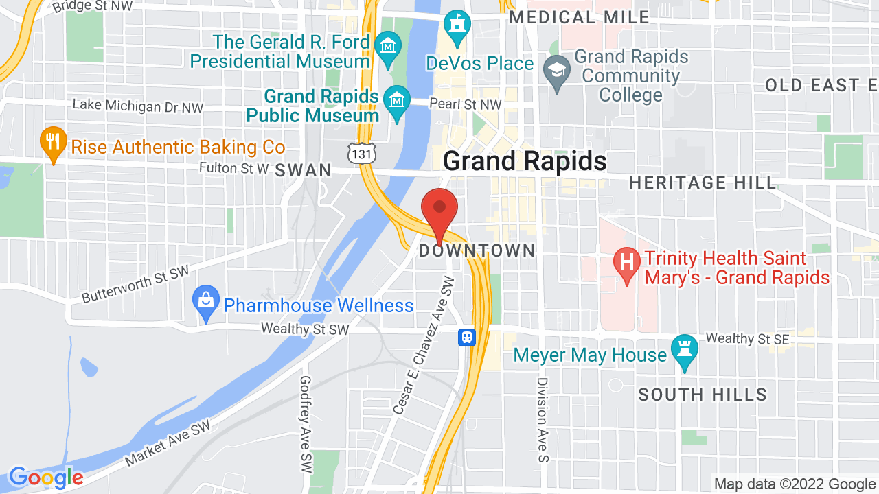 Grand Valley Pew Campus Map.The Stache At The Intersection Shows Tickets Map Directions