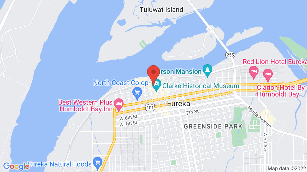 Map for The Sirens Song Tavern