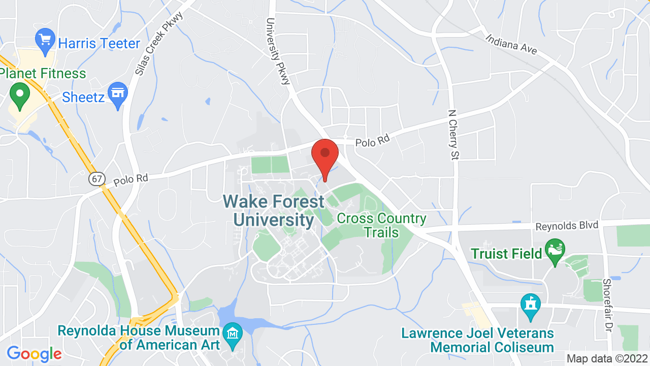 Wake Forest University - Shows, Tickets, Map, Directions